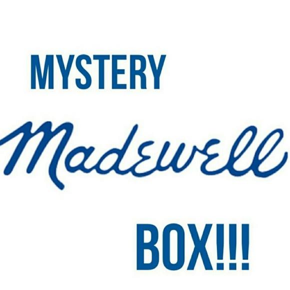 Madewell Other - 4 LEFT⁉ Madewell mystery box